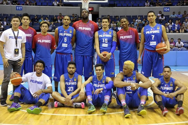Gilas Squad happily ends the elimination round
