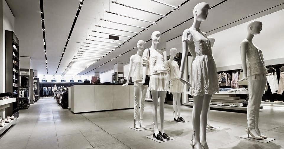 Rachel s fashion room zara historia y evoluci n del - Zara malaga centro ...