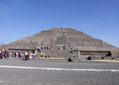 Travelling Mexico: The ruins of Teotihuacán