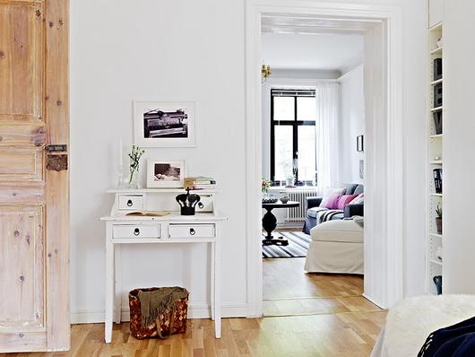 Un rinc n de estudio en casa ideas para decorar dise ar - Angolo studio in camera da letto ...