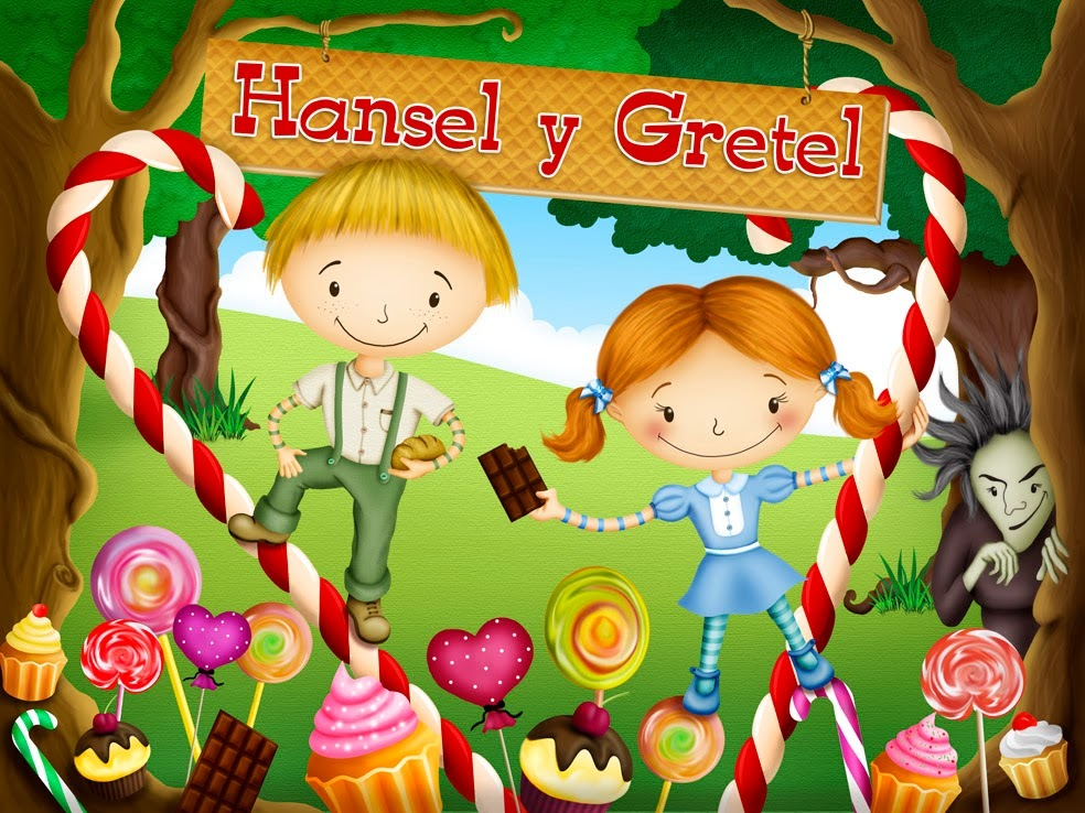 Resultado de imagen de La Casita de Hansel y Gretel