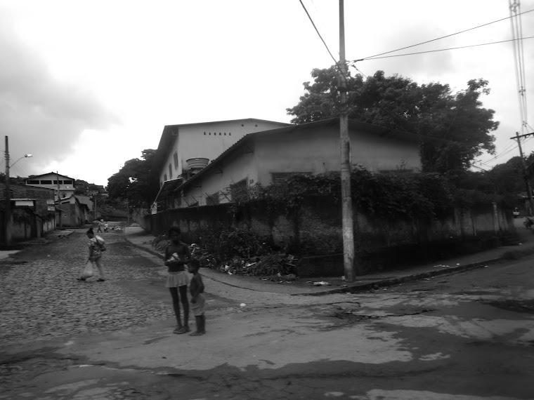 CA -- rua - palmital - sant L - MG / BR