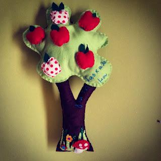 χειροποίητο δέντρο