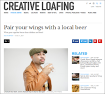 Check me out in Creative Loafing!
