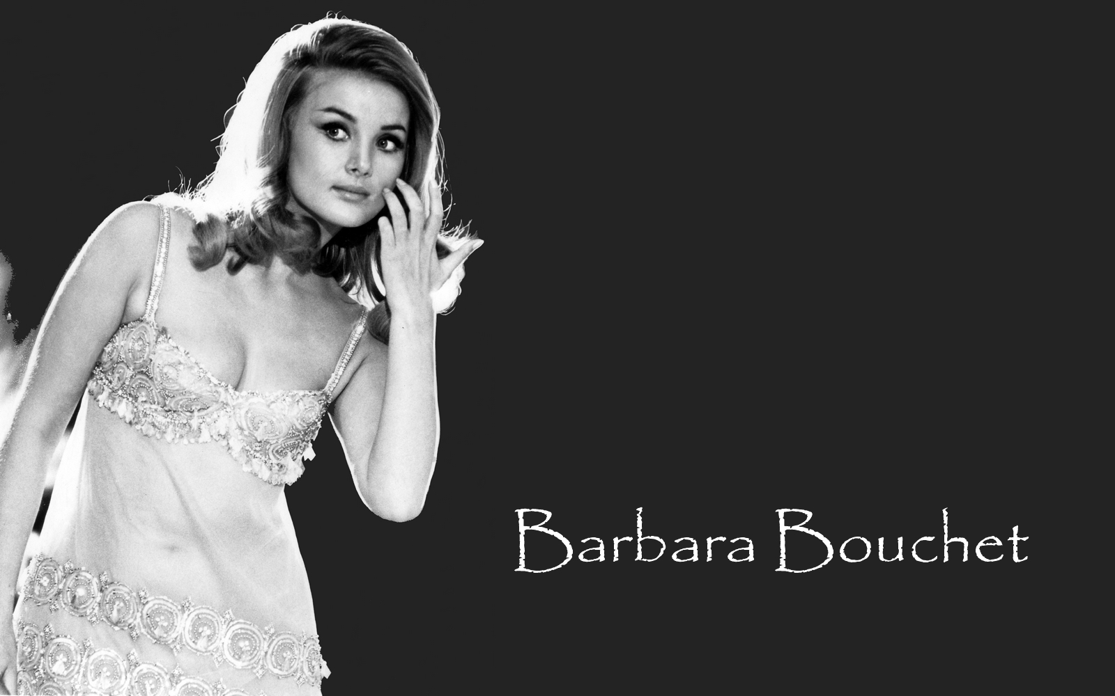 The gallery for --> Barbara Bouchet Casino Royale