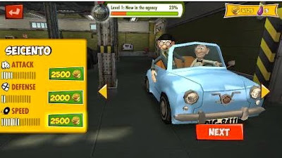 Download Mort & Phil: Frenzy Drive Android Apk + Data