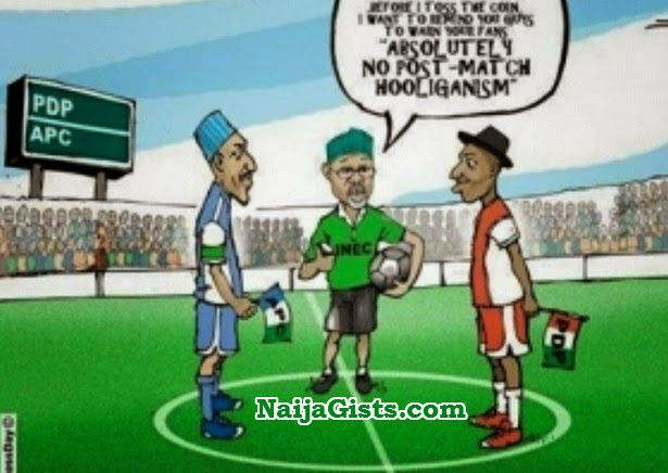 nigerian governorship elections