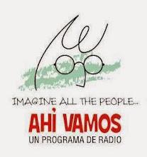 AHI VAMOS Un Programa de Radio Jueves de 18 a 20 hs