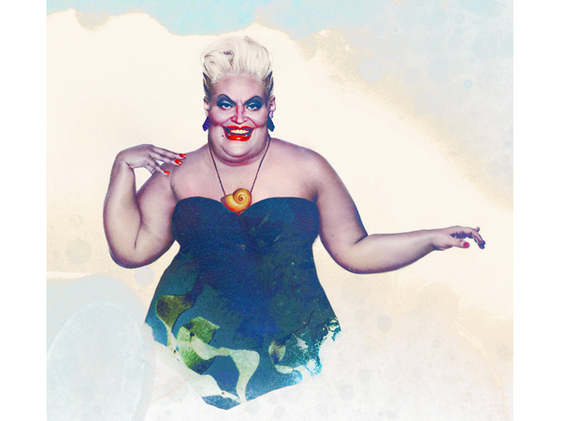 Ursula de La Sirenita