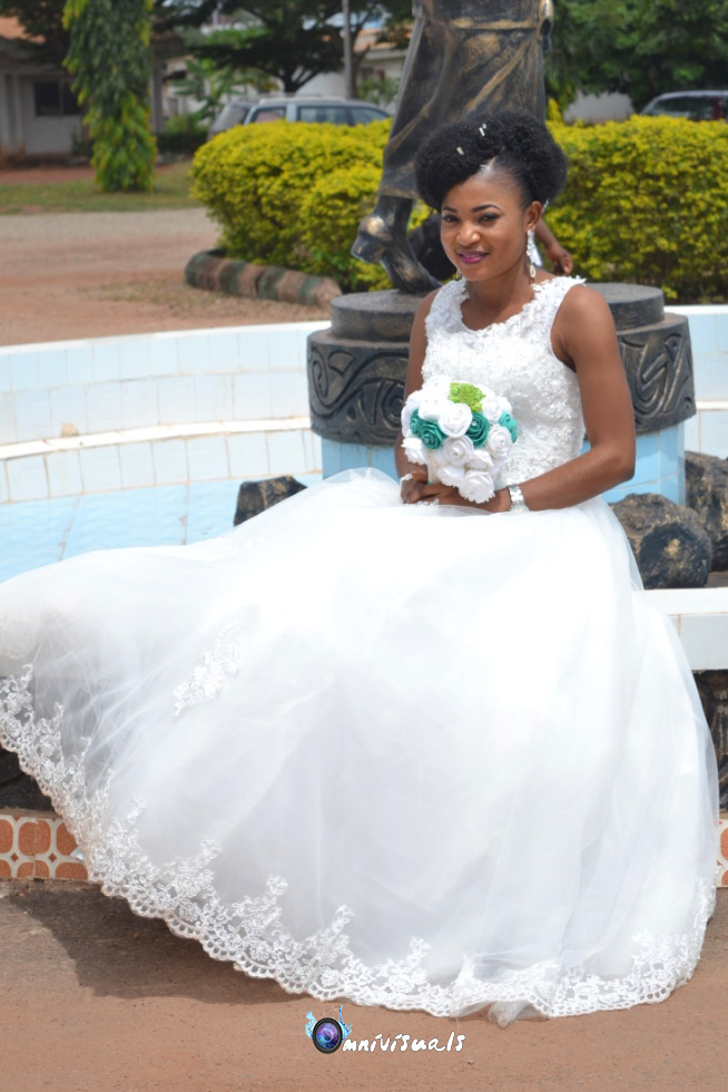 2 Ebonyi Corpers Finally Wed, See Wedding Photos DSC_0441