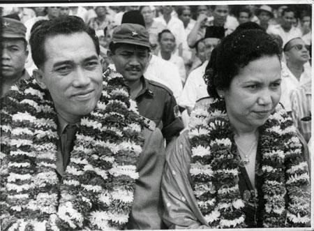 Djamin Ginting Menjadi Pahlawan Nasional Indonesia