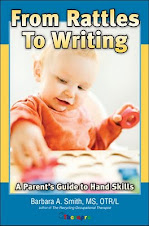 From Rattles to Writing: A Parent&#39;s Guide to Hand skills
