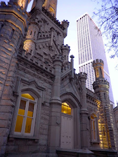 Chicago Water Tower Magnificent Mile