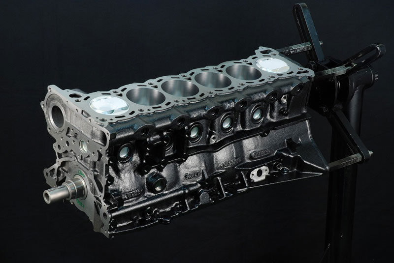Nissan RB26DETT Engine