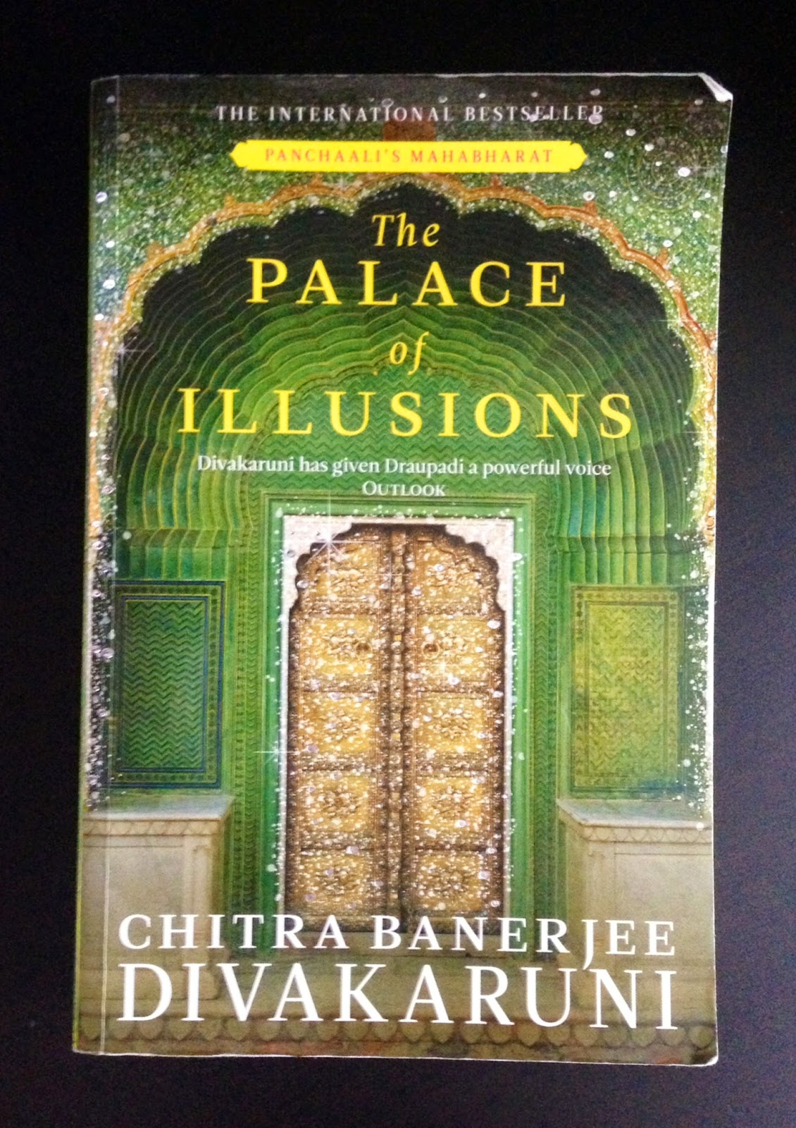 "palace of illusions review This book review was published at ""wwwbolojicom""  5000 bce ), the palace  of illusions is chitra banerjee's first foray into the ancient past,."