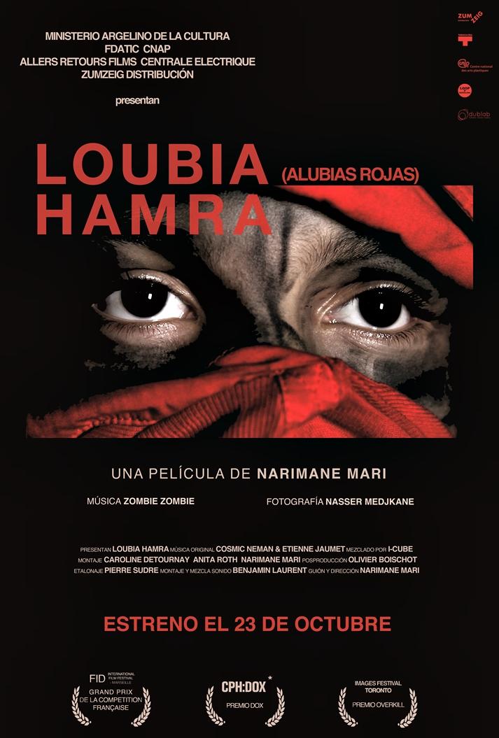Póster: Loubia Hamra