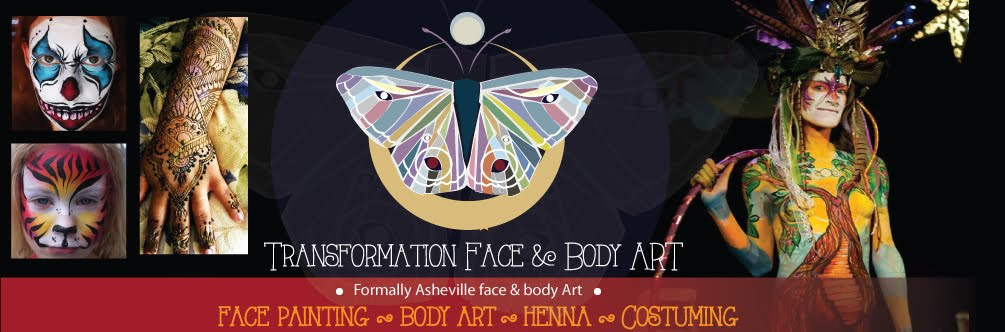 Transformation Face & Body Art