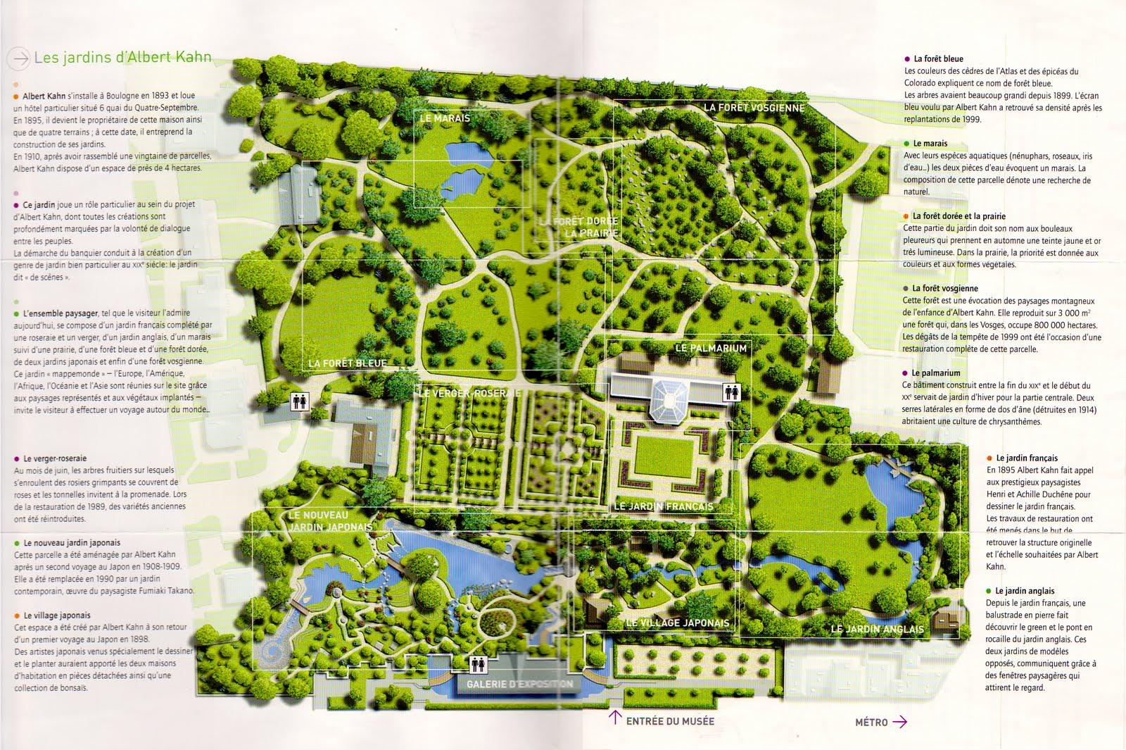 Phytospiritualit en souvenir d 39 une visite du jardin d for Albert kahn jardin