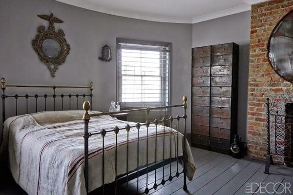 Vintage chic blog decoraci n vintage diy ideas para - Camas de hierro antiguas ...