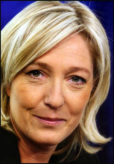 MARINE LE PEN... | POLITIQUES...