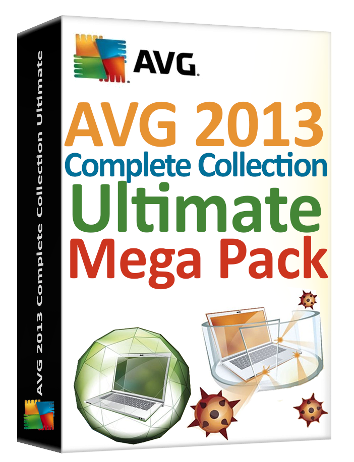 Avg 2017 ultimate collection mega pack with daily updated key maker final