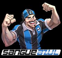 Sangue Azul - Jogos do Grêmio ONLINE