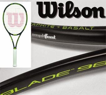 NEW WILSON BLADE 98 - 2015