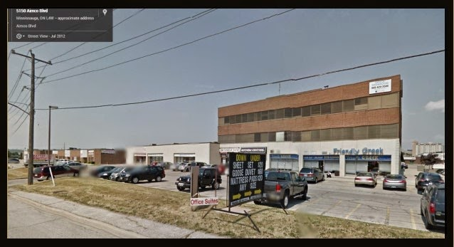 Labour Ready office (5150 Aimco Blvd in Mississauga