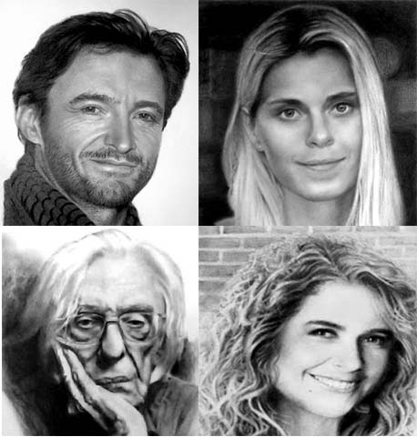 Hugh Jackman+Carolina Diekmann+Ferreira Goulart+Claudia Abreu