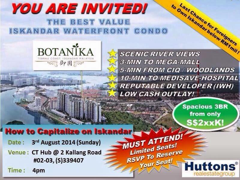 How to Capitalize on Iskandar (Malaysia Property Talk)