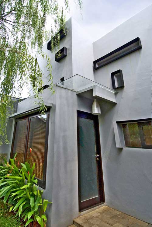 Department of house modern minimalist house in indonesia for Minimalist house jakarta