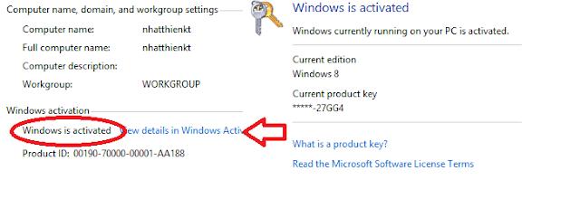 Crack Windows 8 thành công 100% mọi phiên bản