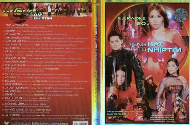 PBN Karaoke 50: Tiếng Hát Từ Nhịp Tim (DVD9)
