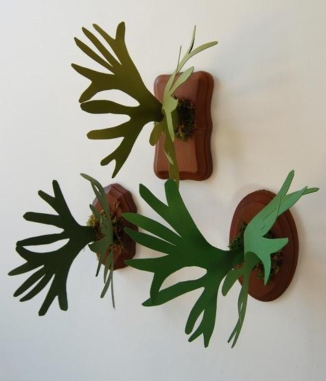 cornamentas decorativas