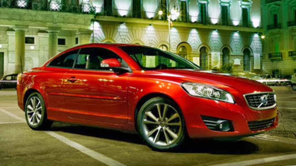2014 Volvo C70 Car Wallpaper