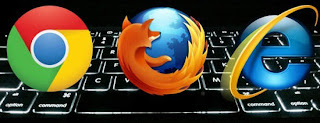 Daftar Shortcut Pada Browser
