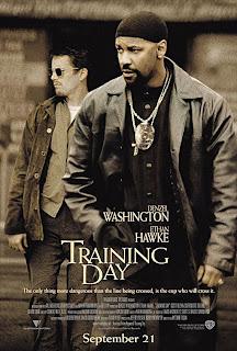 Training Day (Día de entrenamiento) Poster
