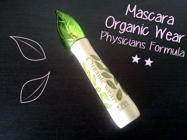 Mascara Organic Wear physician's Formula