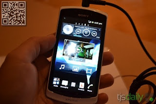 sony xperia neo l and xperia ion launch
