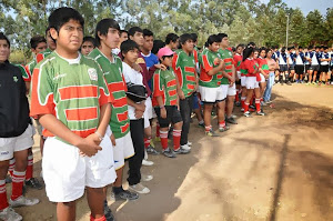 El Rugby Desarrollo presente en la RCH