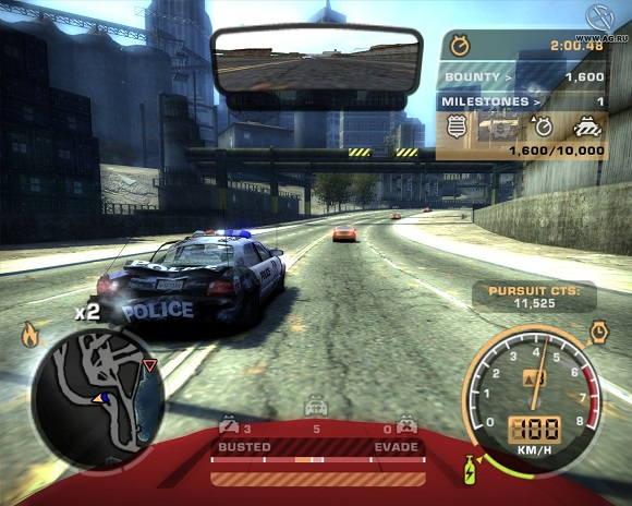 Need For Speed Most Wanted 2005 (PC/RIP) Highly Compressed | Download ...