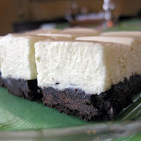 Easy Key Lime Bars with Oreo Crust (No Bake)