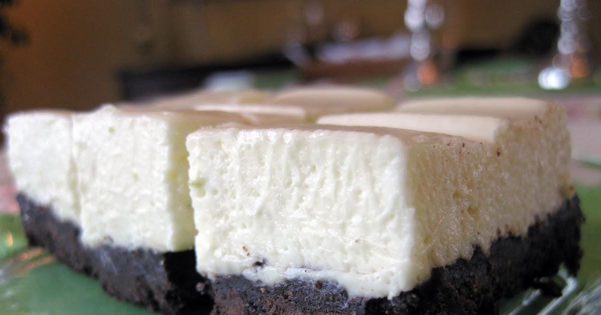 BakerGal: Easy Key Lime Bars with Oreo Crust (No Bake)