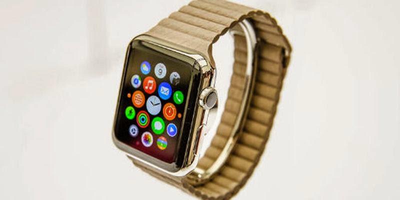 Apple наручные часы