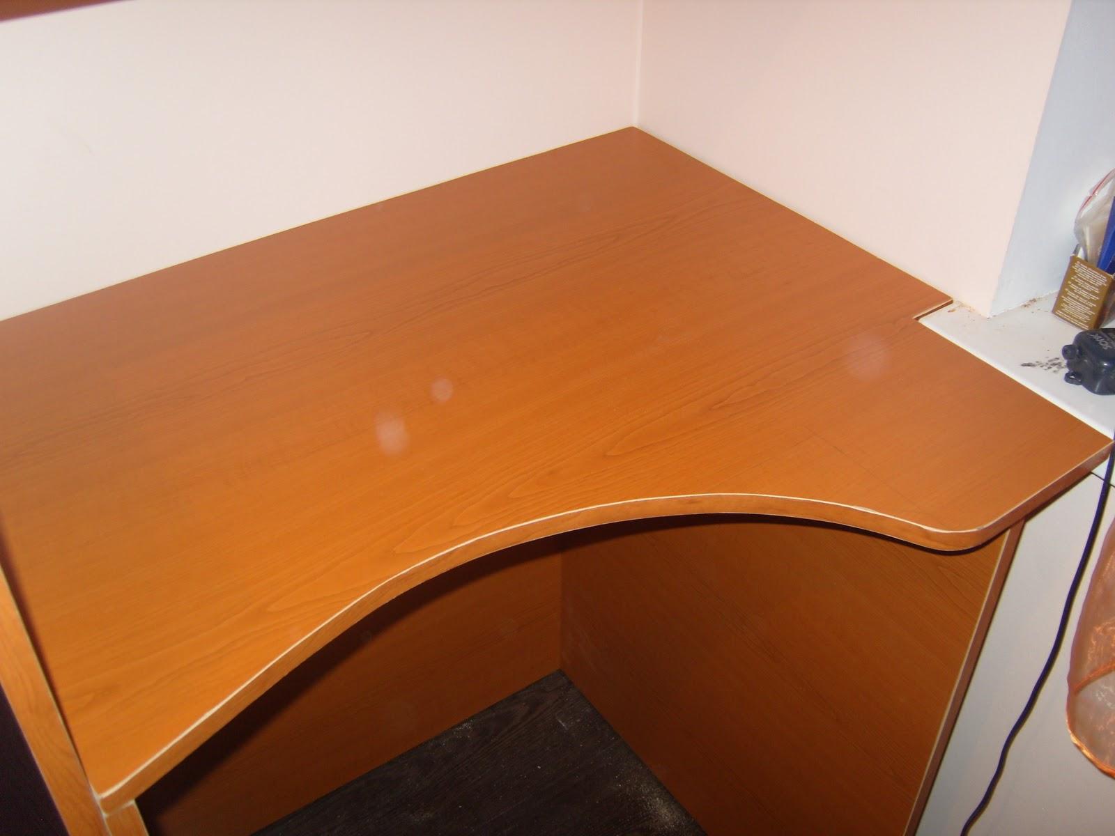 Реставрация компьютерного стола своими руками