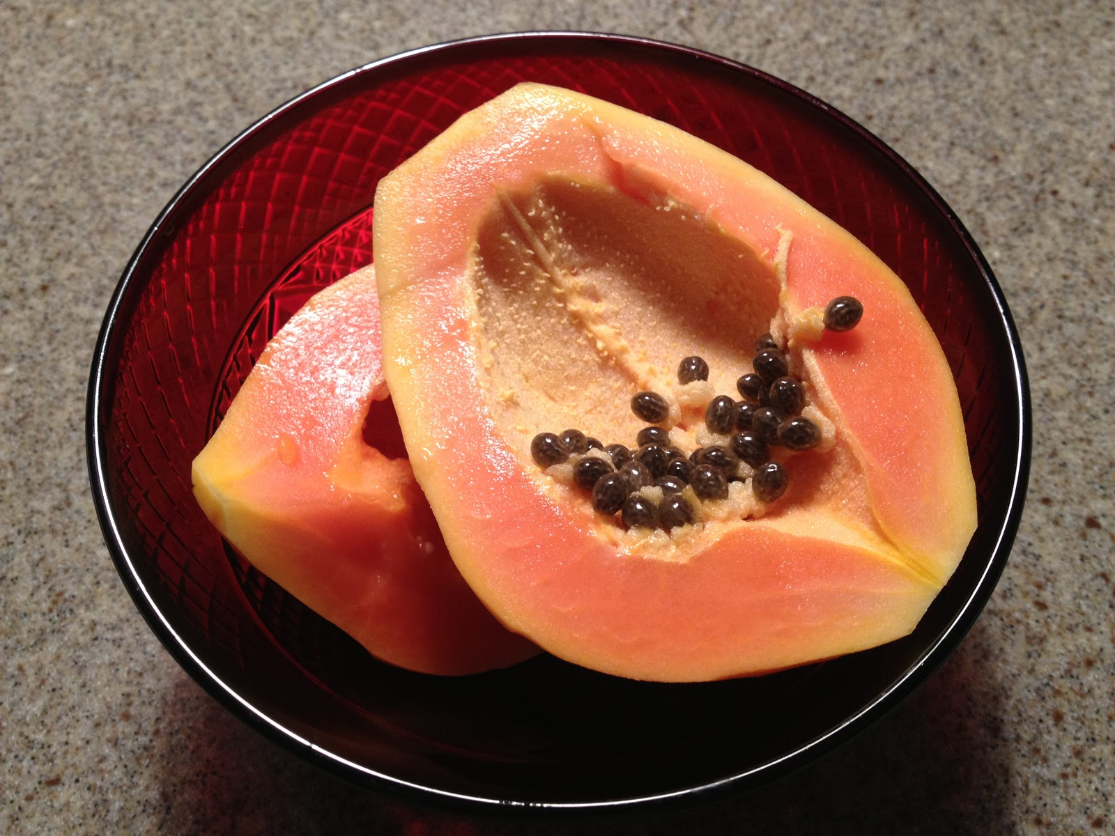 how to use papaya seeds for skin