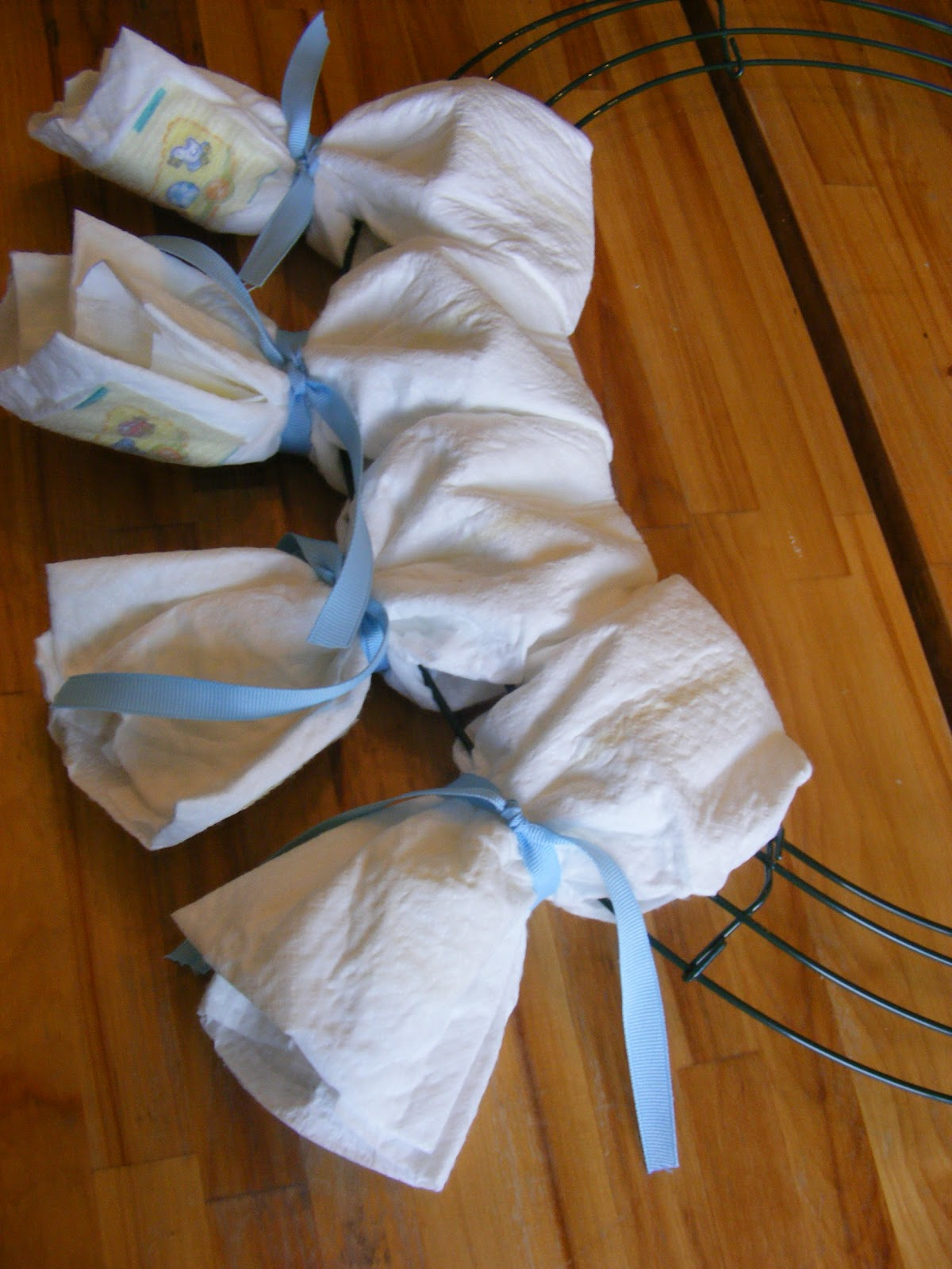 A Baby Shower Diaper Wreath The Complete Guide To