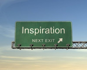 You are my inspiration.