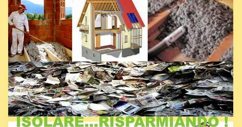 Amicomario isolare la casa utilizzando i vecchi giornali for Giornali arredamento casa