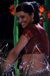 tashu koushik  Pictures in half saree 009.jpg